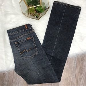 Seven for All Mankind Bootcut Denim